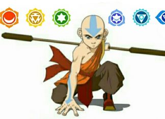 Aang of Avatar: The Last Airbender