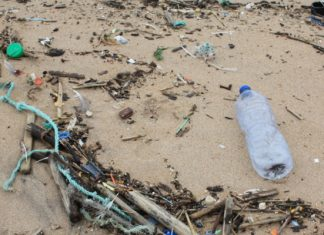 Microplastic in Yoga Pants adds to Ocean Pollution