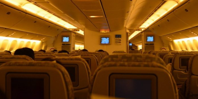 Meditate on flights affected by electronics ban