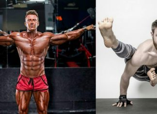 Yoga and Body Building Twins share how exercise helped their depression