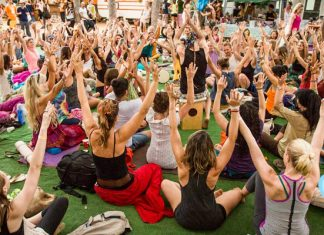Barcelona Yoga Conference in July
