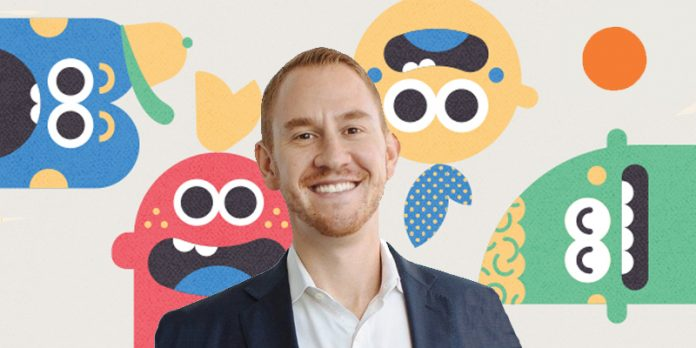 Headspace Chief Business Officer Ross Hoffman