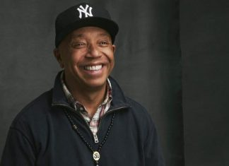 Russell Simmons owner of Tantris Yoga