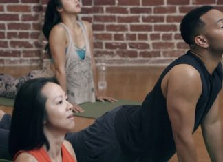 John Legend Pranked This Mom at Yoga